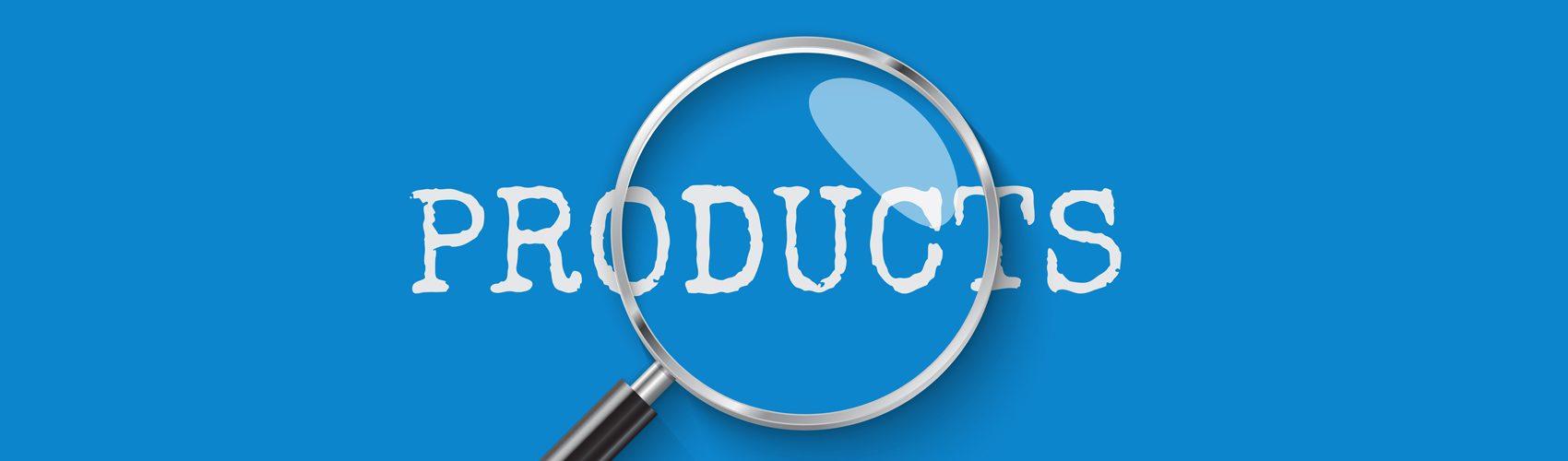 Produkte suchen