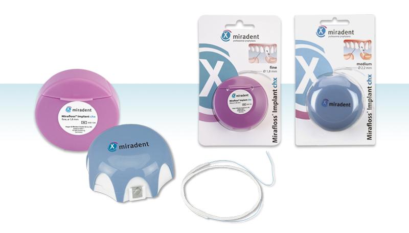 Mirafloss Implant CHX